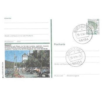 5407 Boppard - Bildpostkarte