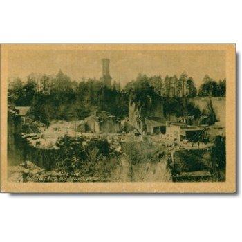 """9290 Rochlitz - Postkarte """"Aussichtsturm"""""""