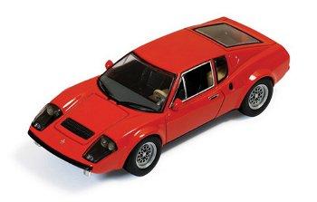 Modellauto:Ligier JS 2 Coupé von 1972, rot(IXO Models, 1:43)