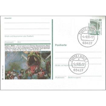 8492 Furth i. Wald - Bildpostkarte