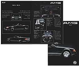 Prospekt:Mercedes-Benz SL AMG (R 129)