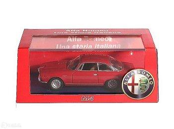 Alfa Romeo 2600 Sprint von 1962 - M4, 1:43