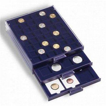 Münzbox SMART, 20 Fächer bis 41 mm in Kapseln, LM 334107