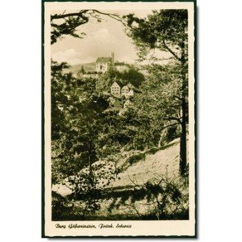 "8556 Bad Gößweinstein - Postkarte ""Burg"""