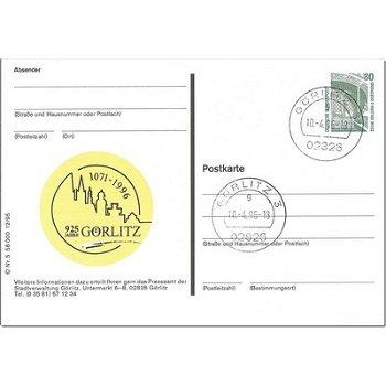 "8900 Görlitz - Bildpostkarte ""925 Jahre Görlitz"""