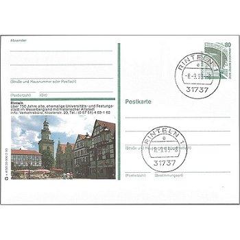 3260 Rinteln - Bildpostkarte