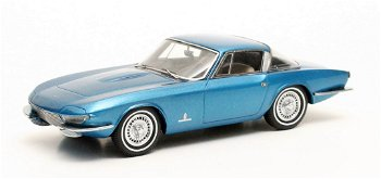 Chevrolet Corvette Pininfarina Rondine II von 1963, blau-metallic(Matrix, 1:43)