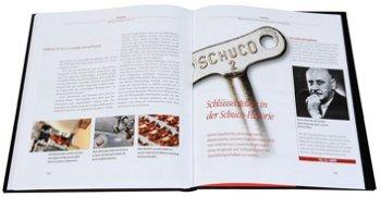 """Buch:Das Schuco-Geschichtsbuch im Harteinband-ein Jahrhundert voller Wunderwerke""""Edition 100"""" in deu"""