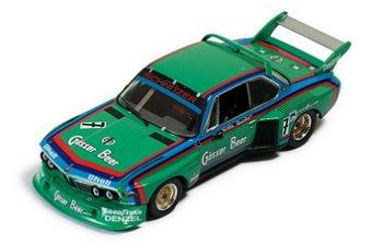 Modellauto:BMW 3.5 CSL Gr. 5 mit # 7- Sieger Nürburgring 1.000 km 1976 -(IXO, 1:43)
