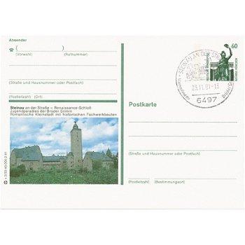 6497 Steinau - picture postcard