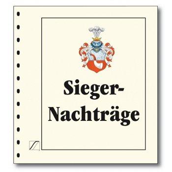 Sieger-Nachträge Bundesrepublik Deutschland - Jahrgang 2007