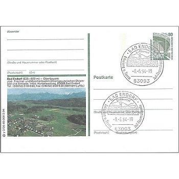 8207 Bad Endorf, Oberbayern - Bildpostkarte