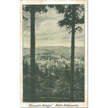 8592 Wunsiedel - picture postcard