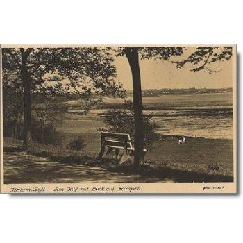 """2280 Sylt - Postkarte """"Kliff"""""""