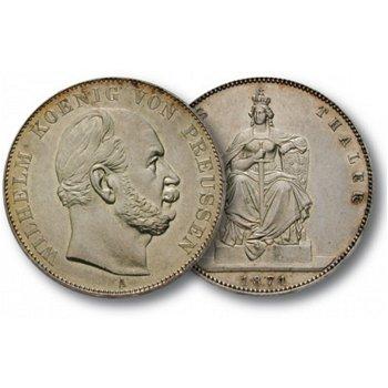 Siegestaler, Silbermünze, Königreich Preußen