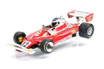 Modellauto:Ferrari 312 T2 mit # 12(Vitesse, 1:43)