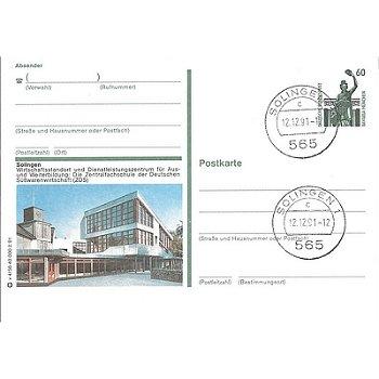 5650 Solingen - Bildpostkarte