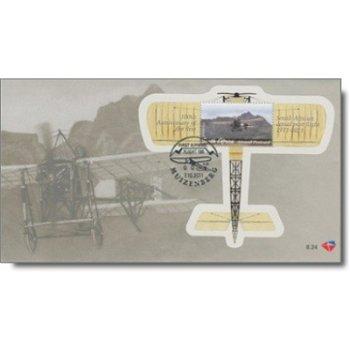 "Flugzeug ""Bleriot XI"" - Ersttagsbrief, Südafrika"