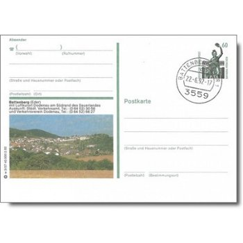 3559 Battenberg - Bildpostkarte
