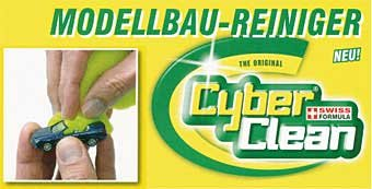 Modellbau-Reiniger - Cyber-Clean -