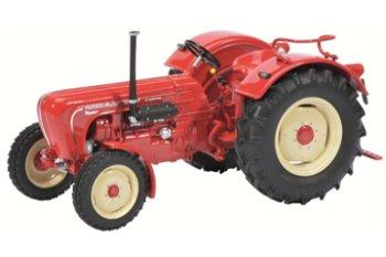 Modell-Traktor:Porsche Master(Schuco/PRO.R32, 1:32)