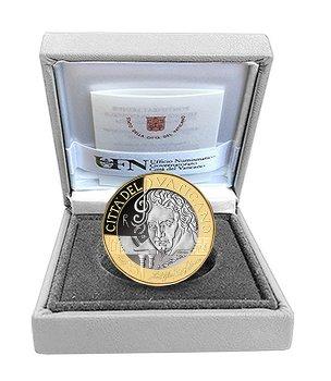 Ludwig van Beethoven - 5 Euro Münze, Polierte Platte, Vatikan