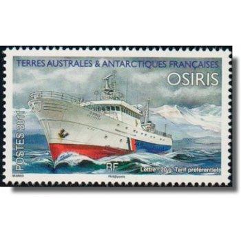 Patrouillen-Boot - Briefmarke postfrisch, Katalog-Nr. 746, TAAF