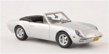 Modellauto:VW Puma GTE Spider von 1971, silber(NEO, 1:43)