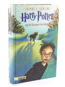 Buch:Harry Potter und der Gefangene von Askaban(Joanna K. Rowling)