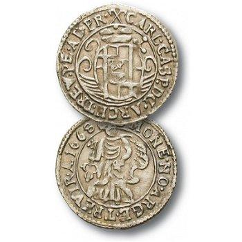 Der Petermenger, Albus aus Silber, Bistum Trier