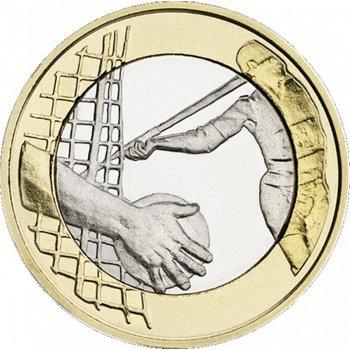 Leichtathletik Europameisterschaft 2016, 5 Euro Münze, Finnland