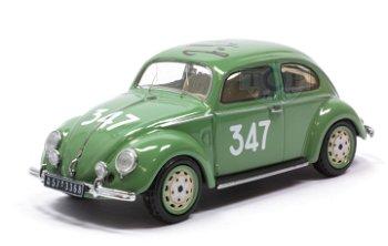 Modellauto:VW Käfer - Dapferle -* Paul Ernst Strähle (1927-2010) (Schuco, 1:43)