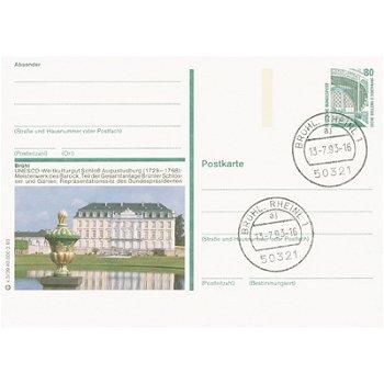 5040 Brühl - Bildpostkarte
