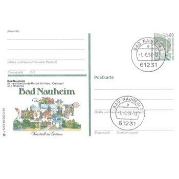 6350 Bad Nauheim - Bildpostkarte