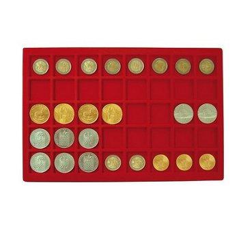Lindner Tableau für 40 Münzen, Li 2329-40