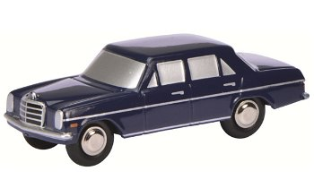 Modellauto:Mercedes-Benz /8 Limousine, blau(Schuco/Piccolo, 1:90)