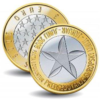 EU-Präsidentschaft - 3 Euro Münze 2008, Slowenien