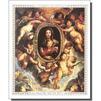 400. Geburtstag von Peter Paul Rubens - Briefmarken-Block ungezähnt postfrisch, Katalog-Nr. 541 Bl.