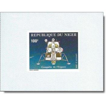 Space Shuttle - 4 Luxusblocks postfrisch, Katalog-Nr. 742-745, Niger