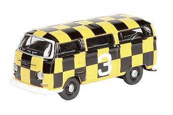"""Modellauto:VW T2a Bus """"Follow me""""(Schuco, 1:87)"""