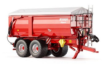 Modell:Krampe Kipper Big Body 650 S(Wiking, 1:32)