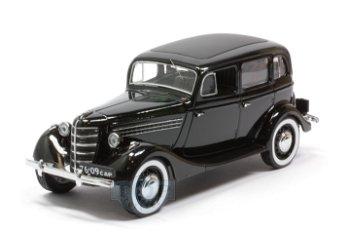 Modellauto:GAZ 11-73 von 1942, schwarz(IST Models, 1:43)