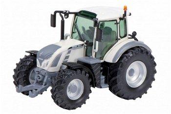 Modell-Traktor:Fendt 724 Vario, weiß(Schuco, 1:87)