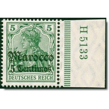 Deutsche Post Marokko - Katalog-Nr. 35 HAN U H 5133, postfrisch