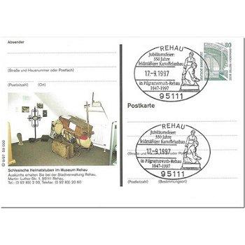 8673 Rehau - Postcard