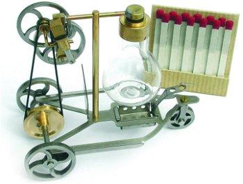 Dampfmodell:Dampf-Dreirad(Hielscher)