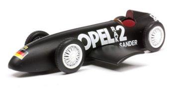 Modellauto:Opel Collection:Opel RAK 2, schwarz(Maßstab 1:43)
