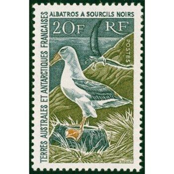 Tiere der Antarktis - Briefmarke postfrisch, Katalog-Nr. 41, TAAF