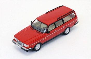 Modellauto:Volvo 240 Polar von 1988, rot(Premium X, 1:43)