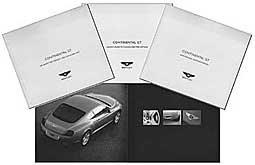 Prospekt:Bentley Continental GT